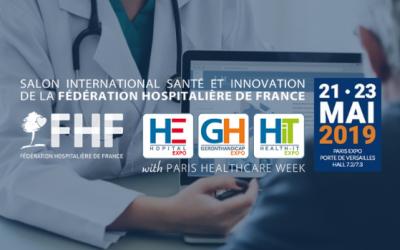 Saurez-vous retrouver Entr'Actes lors de la Paris HealthCare Week ?