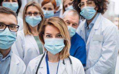 COVID-19 : comment s'organiser entre soignants pour lutter contre l'épidémie ?