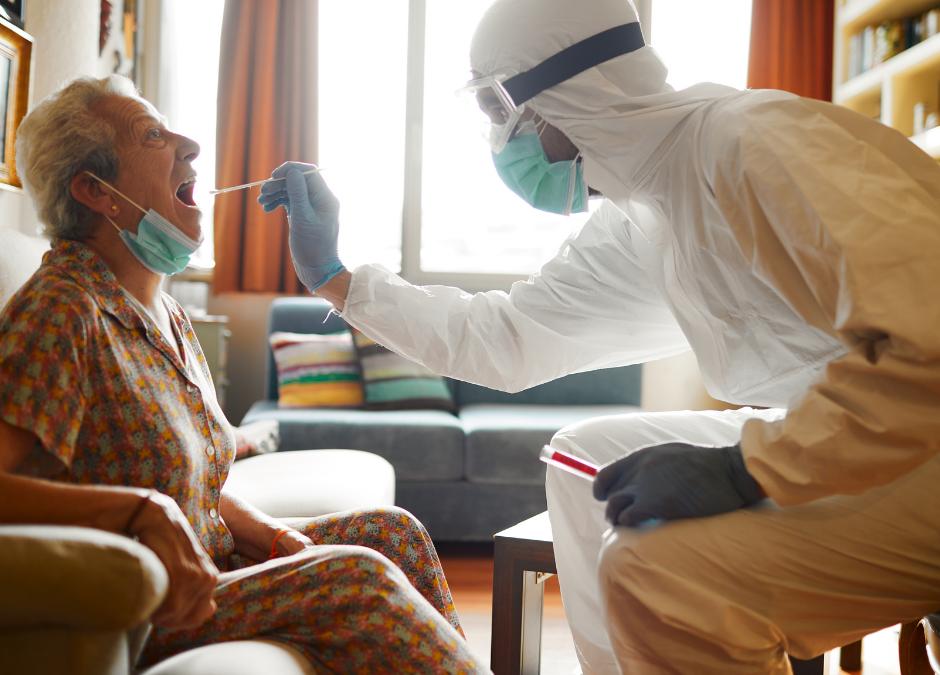 COVID-19 : accompagner le patient à domicile lors de son isolement